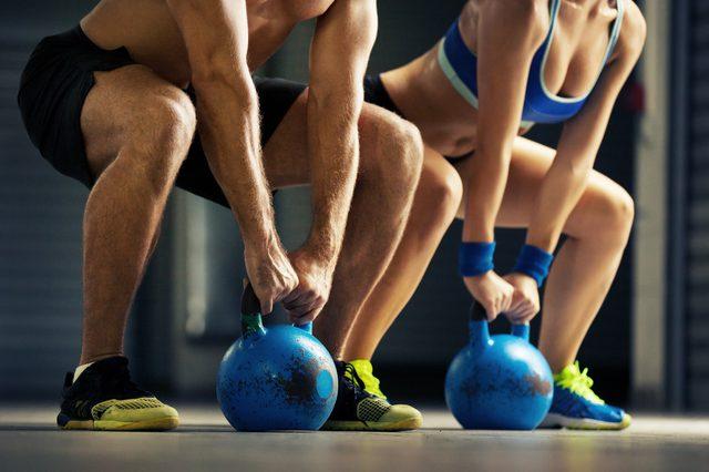 Что надо сделать в 30 лет? Начать тренироваться!
