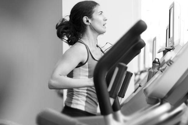 Аэробная тренировка для здоровья - частота и интенсивность