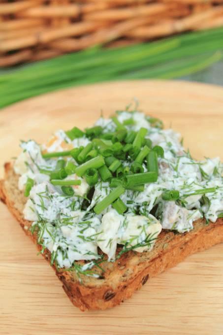 Рецепты салатов соленой сельди