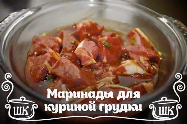 Рецепт маринад для курицы простые и вкусные